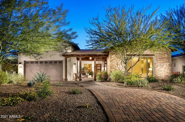 3274 Maverick Drive, Wickenburg, AZ 85390 (MLS #6294399) :: Midland Real Estate Alliance