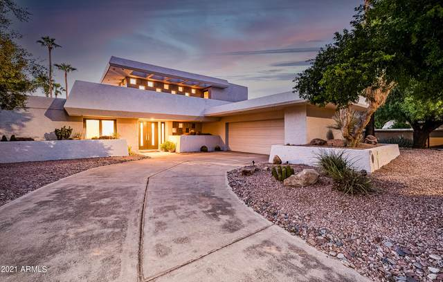 9441 N 81ST Street, Scottsdale, AZ 85258 (MLS #6294409) :: The Dobbins Team