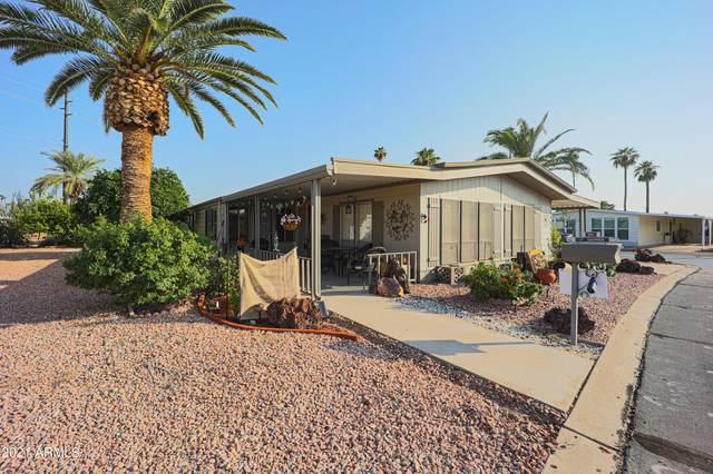 8350 E Mckellips Road #231, Scottsdale, AZ 85257 (MLS #6294422) :: ASAP Realty