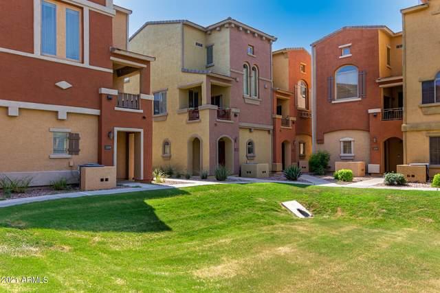 2401 E Rio Salado Parkway #1121, Tempe, AZ 85281 (MLS #6294444) :: Midland Real Estate Alliance