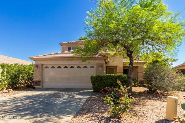 22663 W Pima Street, Buckeye, AZ 85326 (MLS #6294445) :: Yost Realty Group at RE/MAX Casa Grande