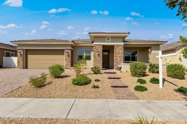 2522 E Pleasant Lane, Phoenix, AZ 85042 (MLS #6294452) :: The Laughton Team