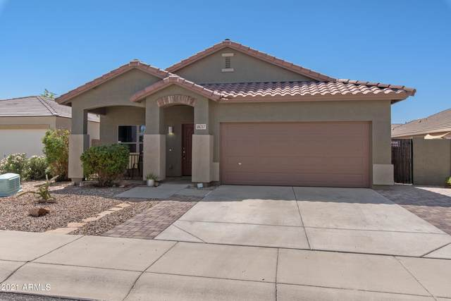 18217 E El Viejo Desierto, Gold Canyon, AZ 85118 (MLS #6294453) :: Executive Realty Advisors