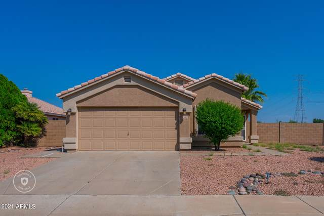 24607 N 38TH Lane, Glendale, AZ 85310 (MLS #6294462) :: Elite Home Advisors