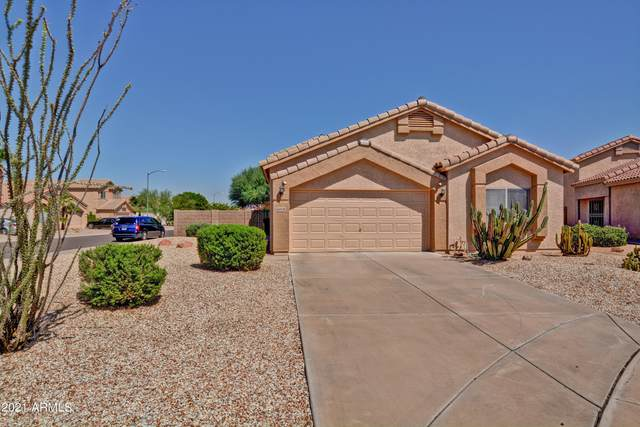 14535 N 87TH Drive, Peoria, AZ 85381 (MLS #6294465) :: The Everest Team at eXp Realty