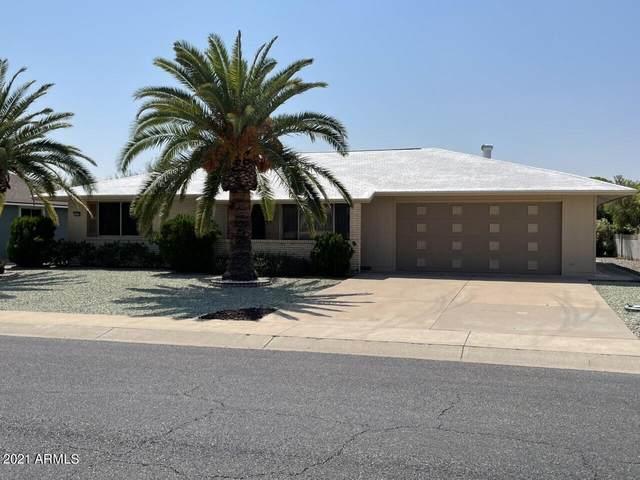 9427 W Manzanita Drive, Sun City, AZ 85373 (MLS #6294466) :: Arizona Home Group