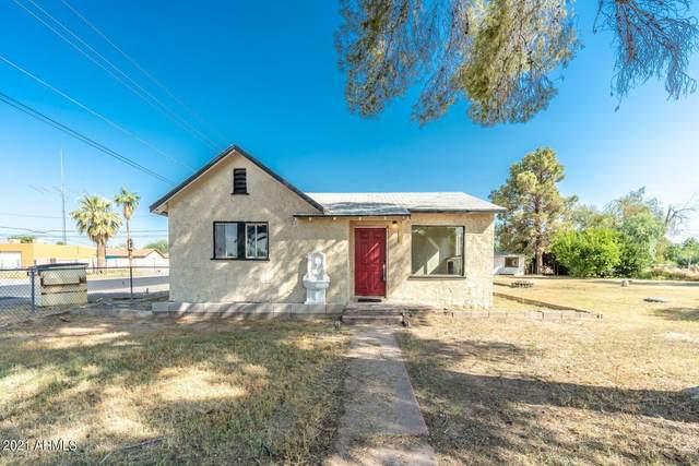 684 W Roosevelt Avenue, Coolidge, AZ 85128 (MLS #6294467) :: Devor Real Estate Associates