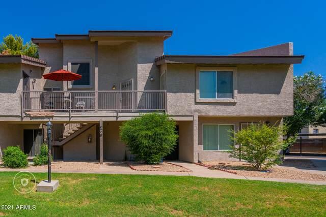 19601 N 7TH Street #2098, Phoenix, AZ 85024 (MLS #6294478) :: Elite Home Advisors