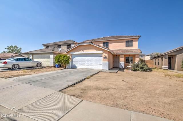 12528 W Myer Lane, El Mirage, AZ 85335 (MLS #6294481) :: Elite Home Advisors