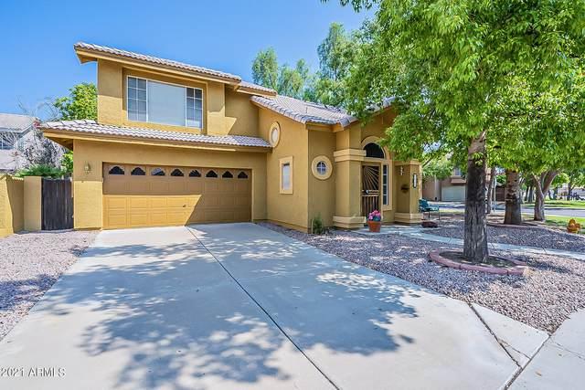 1456 E Park Avenue, Chandler, AZ 85225 (MLS #6294490) :: Keller Williams Realty Phoenix