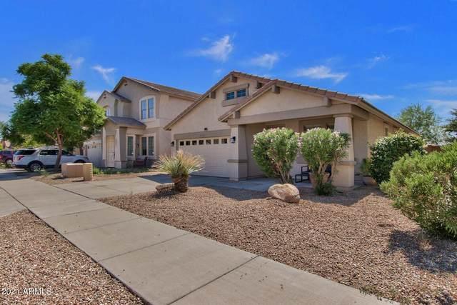22722 N 17TH Street, Phoenix, AZ 85024 (MLS #6294495) :: Devor Real Estate Associates