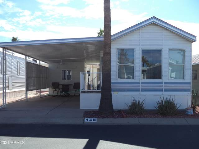 425 S Ironstone Drive, Apache Junction, AZ 85119 (MLS #6294500) :: Keller Williams Realty Phoenix