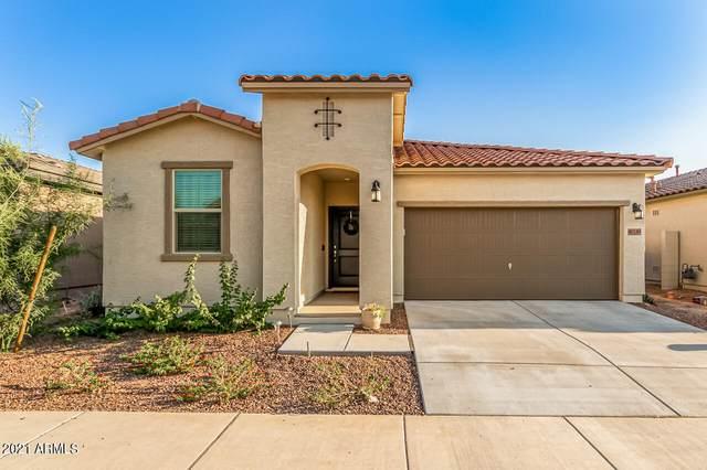 40145 W Jenna Lane, Maricopa, AZ 85138 (MLS #6294511) :: Elite Home Advisors