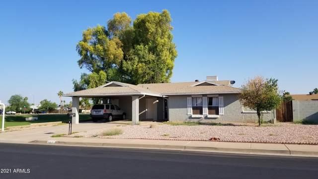 142 W Hunter Street, Mesa, AZ 85201 (MLS #6294515) :: Yost Realty Group at RE/MAX Casa Grande