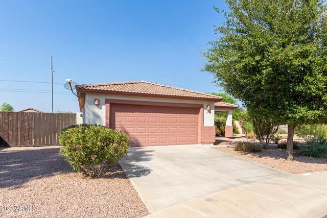 1204 W Prior Avenue, Coolidge, AZ 85128 (MLS #6294516) :: Devor Real Estate Associates
