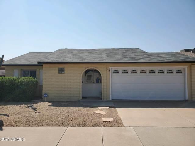413 E Behrend Drive E, Phoenix, AZ 85024 (MLS #6294525) :: Devor Real Estate Associates