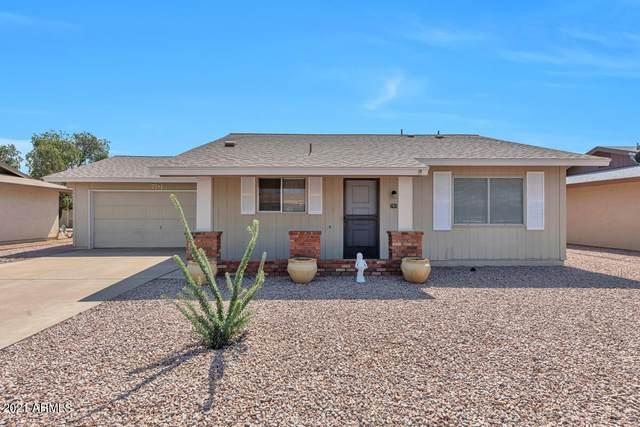791 Leisure World, Mesa, AZ 85206 (MLS #6294530) :: Elite Home Advisors