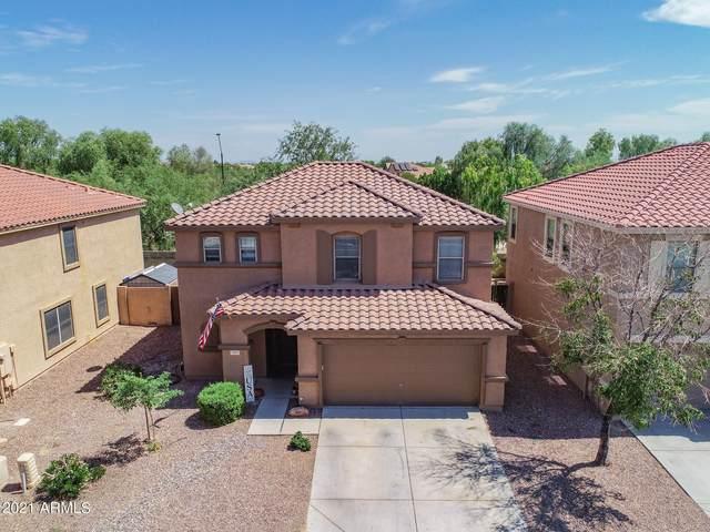 15911 N 169TH Drive, Surprise, AZ 85388 (MLS #6294551) :: Jonny West Real Estate