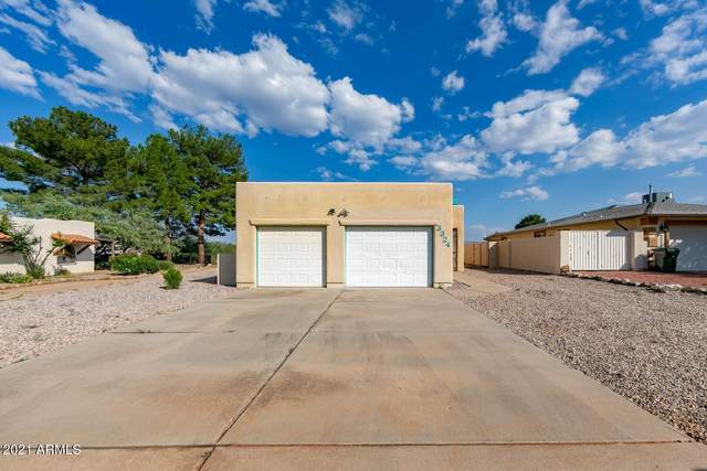 3324 Pebble Beach Drive, Sierra Vista, AZ 85650 (MLS #6294557) :: Executive Realty Advisors