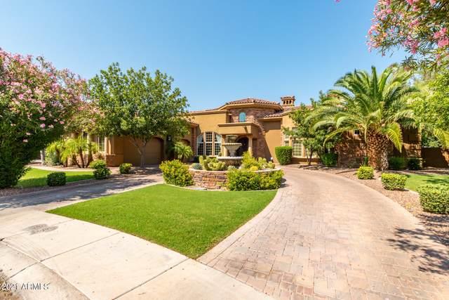 4450 E Gemini Place, Chandler, AZ 85249 (MLS #6294558) :: CANAM Realty Group
