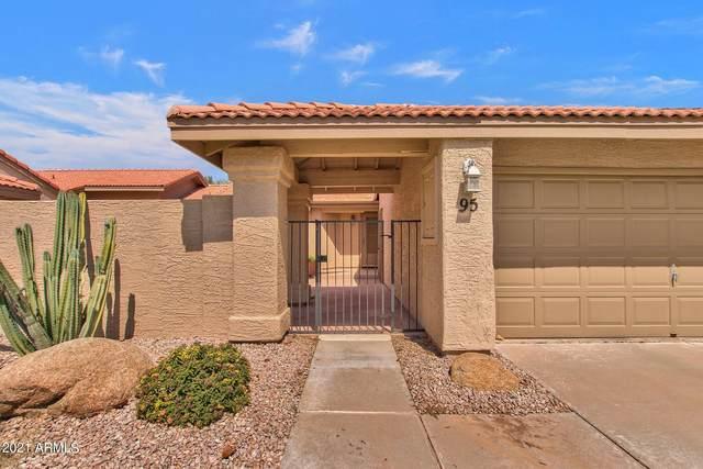 945 N Pasadena #95, Mesa, AZ 85201 (MLS #6294572) :: The Laughton Team