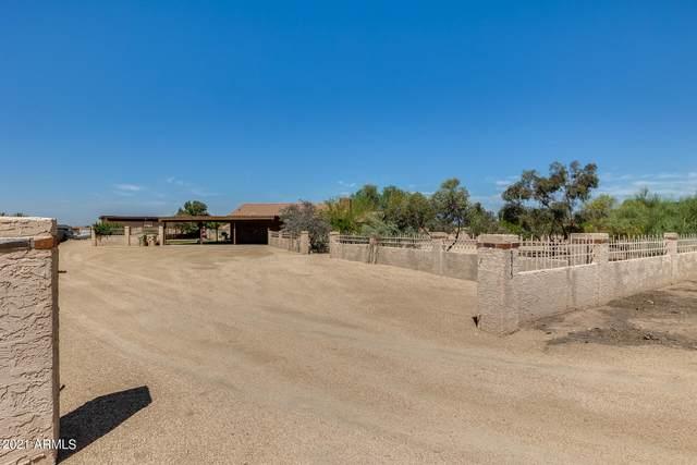 5315 W Escuda Road, Glendale, AZ 85308 (MLS #6294574) :: Yost Realty Group at RE/MAX Casa Grande