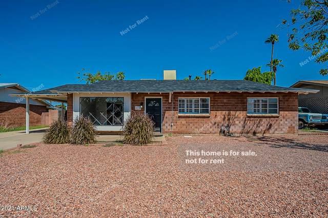 8754 E Coronado Road, Scottsdale, AZ 85257 (MLS #6294579) :: Conway Real Estate