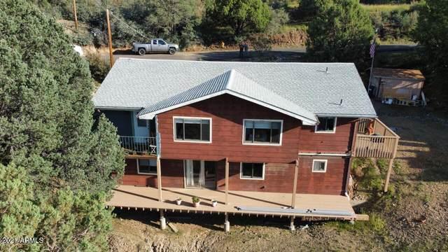 671 E Robinson Drive, Prescott, AZ 86303 (MLS #6294588) :: Yost Realty Group at RE/MAX Casa Grande