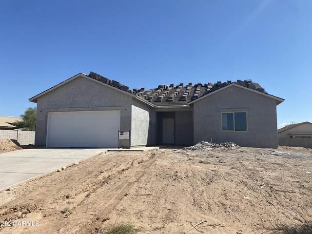 12649 W Carousel Drive, Arizona City, AZ 85123 (MLS #6294590) :: The Garcia Group