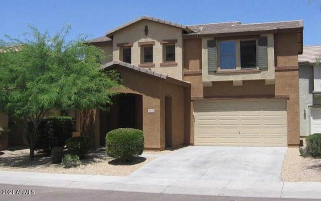 6456 W Ruth Avenue, Glendale, AZ 85302 (MLS #6294606) :: The Daniel Montez Real Estate Group