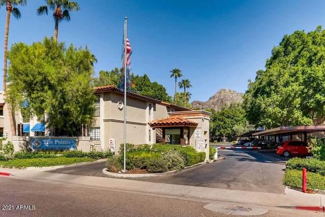 7557 N Dreamy Draw Drive #264, Phoenix, AZ 85020 (MLS #6294611) :: The Laughton Team