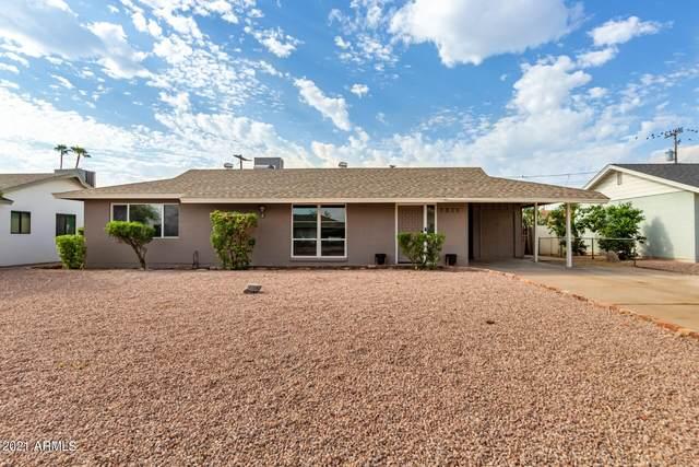 7023 E Monte Vista Road, Scottsdale, AZ 85257 (MLS #6294612) :: Elite Home Advisors
