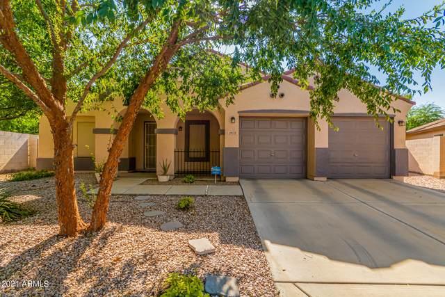 2638 S 85TH Drive, Tolleson, AZ 85353 (MLS #6294617) :: Yost Realty Group at RE/MAX Casa Grande