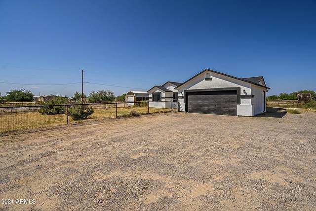 20118 E Happy Road, Queen Creek, AZ 85142 (MLS #6294619) :: Keller Williams Realty Phoenix