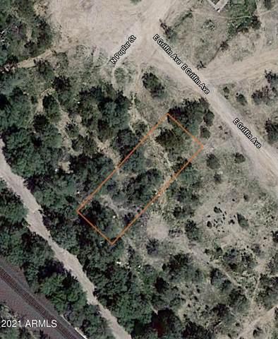 0 E Griffin Avenue, Wittmann, AZ 85361 (MLS #6294624) :: Service First Realty