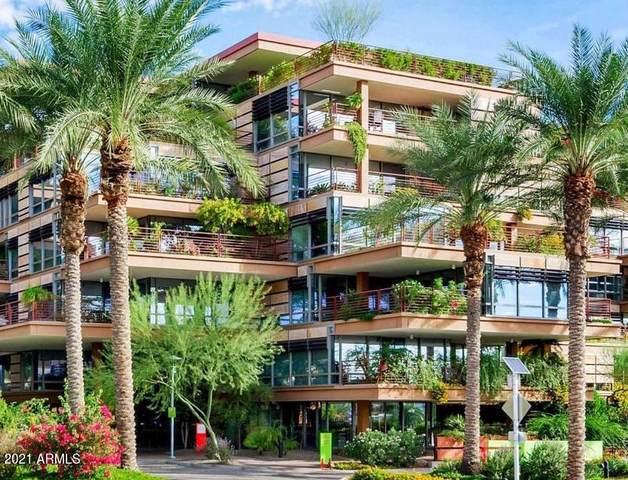 7127 E Rancho Vista Drive #2002, Scottsdale, AZ 85251 (MLS #6294628) :: Dijkstra & Co.