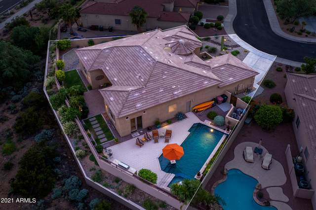 12487 E Lupine Avenue, Scottsdale, AZ 85259 (MLS #6294632) :: Arizona Home Group