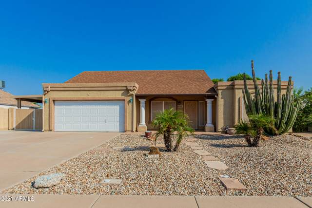 6908 W Sunnyside Drive, Peoria, AZ 85345 (MLS #6294634) :: Devor Real Estate Associates