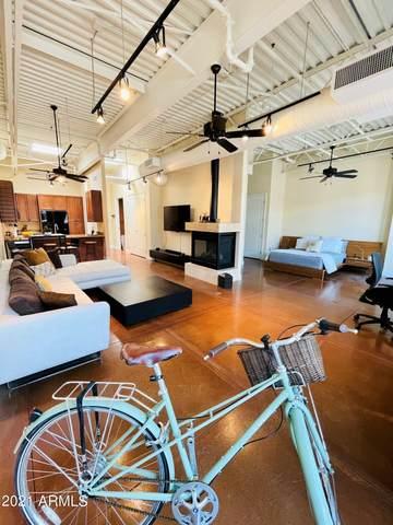 7039 E Main Street A205, Scottsdale, AZ 85251 (MLS #6294639) :: Conway Real Estate