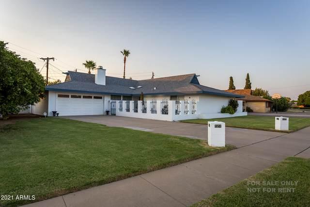 7730 N 33RD Drive, Phoenix, AZ 85051 (MLS #6294659) :: Yost Realty Group at RE/MAX Casa Grande