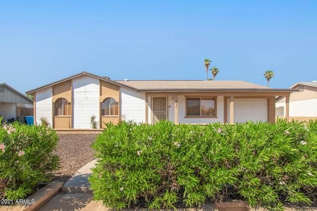 3640 E Willow Avenue, Phoenix, AZ 85032 (MLS #6294675) :: Klaus Team Real Estate Solutions