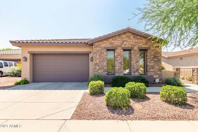 1841 E Gary Way, Phoenix, AZ 85042 (MLS #6294679) :: Service First Realty