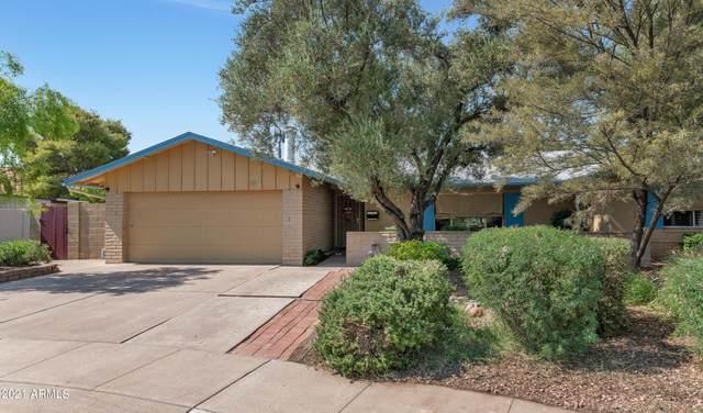 8101 E Arlington Road, Scottsdale, AZ 85250 (MLS #6294683) :: Keller Williams Realty Phoenix