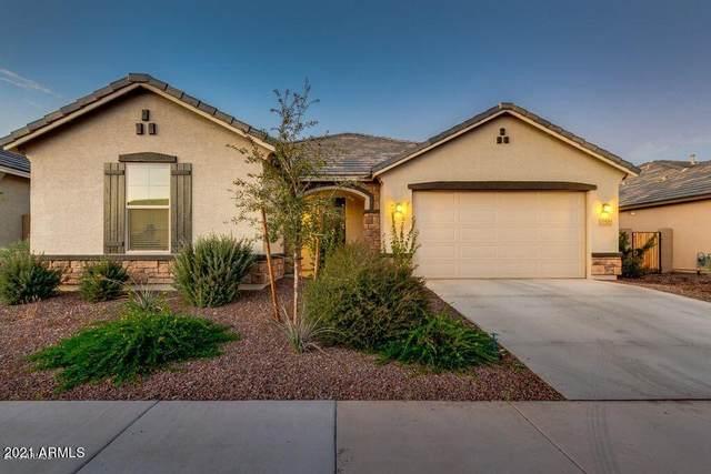 21426 W Berkeley Road, Buckeye, AZ 85396 (MLS #6294685) :: Zolin Group