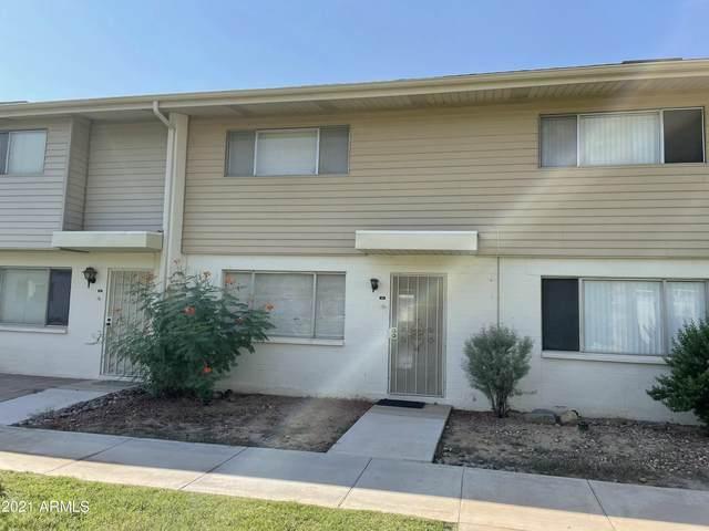 8220 E Garfield Street M9, Scottsdale, AZ 85257 (MLS #6294687) :: Elite Home Advisors