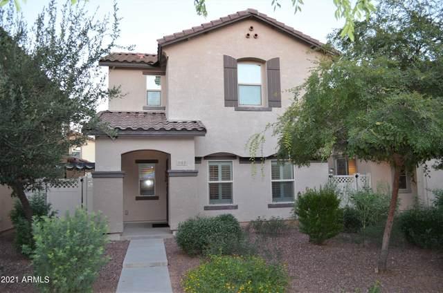 952 S Hawk Lane, Gilbert, AZ 85296 (MLS #6294716) :: The Garcia Group