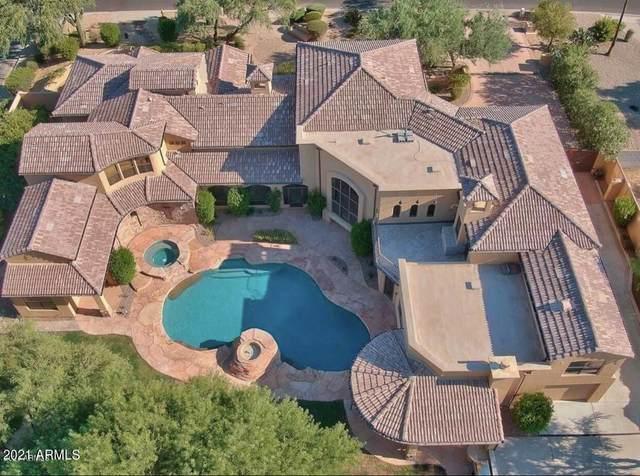 6346 E Mountain View Road E, Paradise Valley, AZ 85253 (MLS #6294726) :: Keller Williams Realty Phoenix