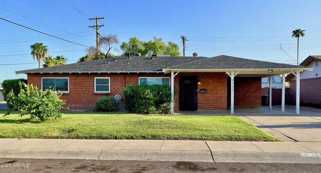 8143 E Indianola Avenue, Scottsdale, AZ 85251 (MLS #6294727) :: Elite Home Advisors