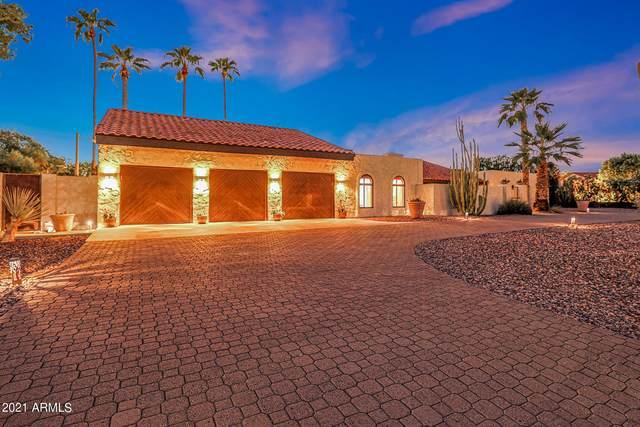 14026 N 80TH Place, Scottsdale, AZ 85260 (MLS #6294731) :: Keller Williams Realty Phoenix