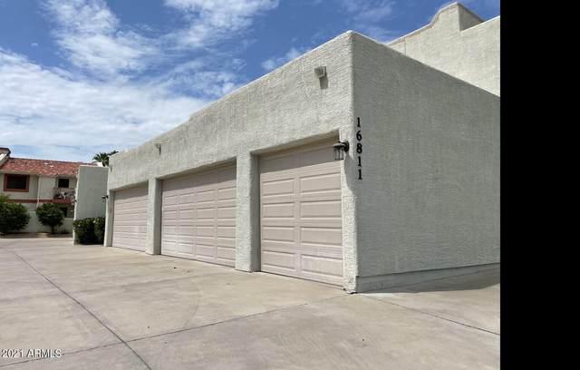 16811 E El Lago Boulevard #101, Fountain Hills, AZ 85268 (MLS #6294737) :: West Desert Group | HomeSmart